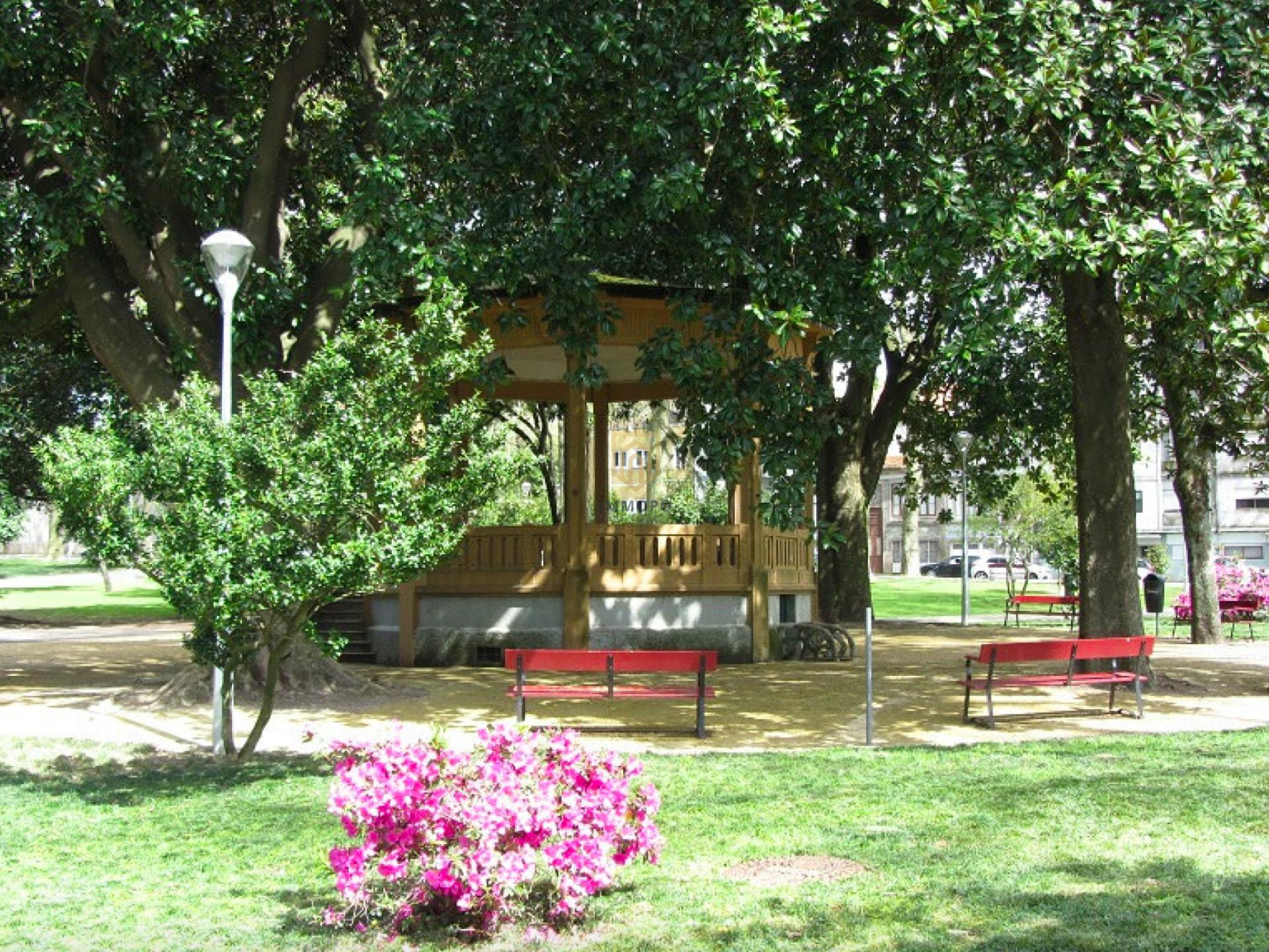 Jardim Arca D´Água