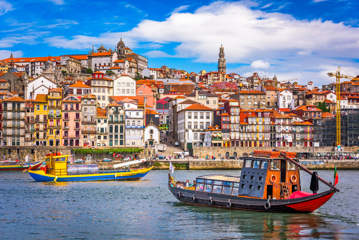 Porto é a melhor cidade da Europa para se viver em família